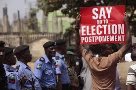 election postponement