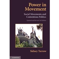 Tarrow's Power in Movement